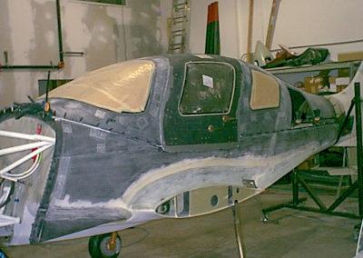 Lancair IV-P Garrett 4