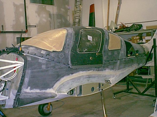 Lancair IV Turbine | Innovative Wings Inc