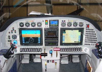 Lancair IV-P Garrett 5
